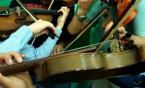 Orquestra de Câmara da UFSC, detalhe, WEB800b