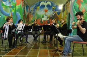 Orquestra de Câmara da UFSC.